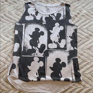 Mickey muscle tank